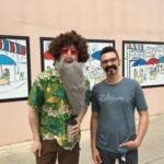 Jim and Jeff at Beards & Brews