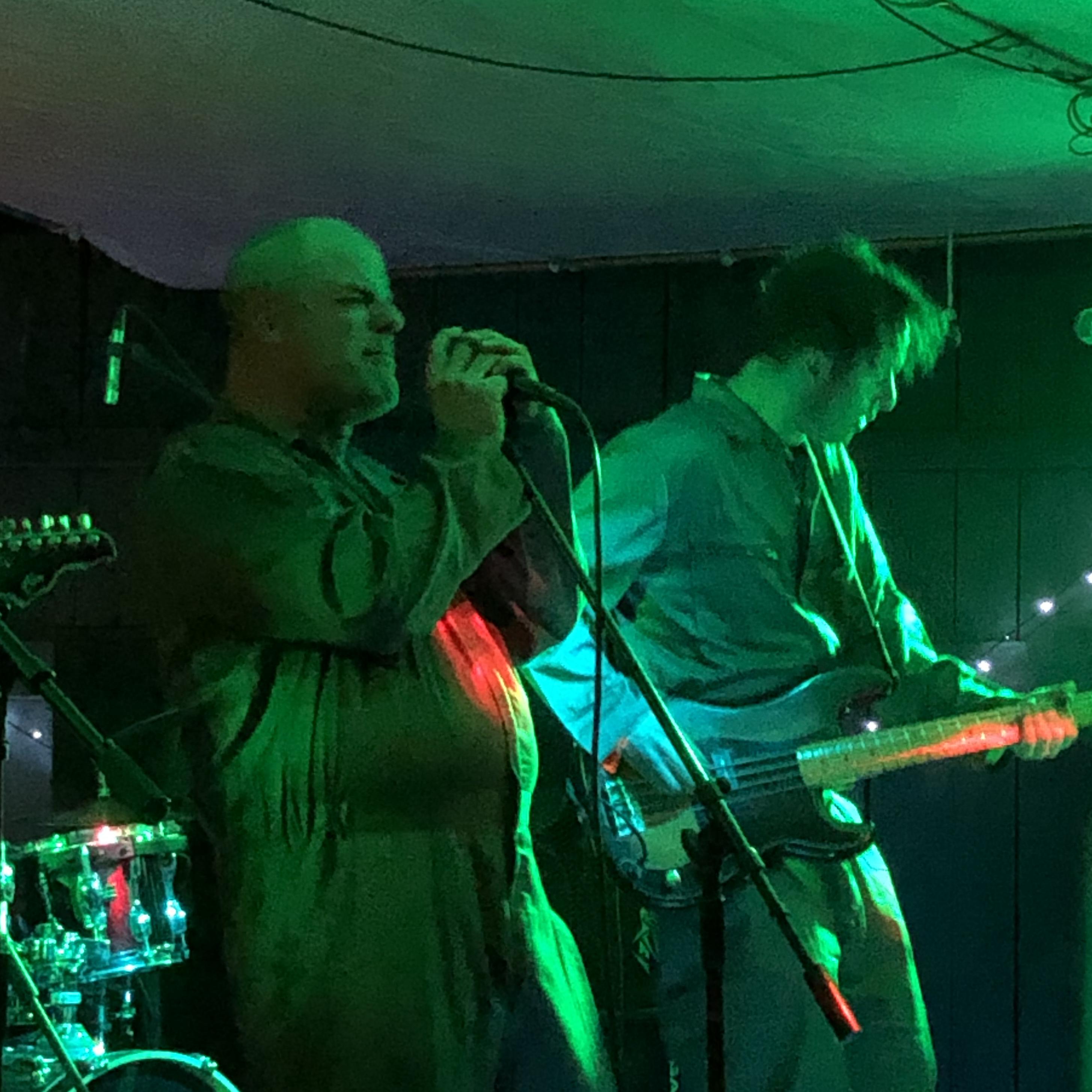 Honker wsg/ Jim McCabe at Flyday Music Fest - 18 May 2019