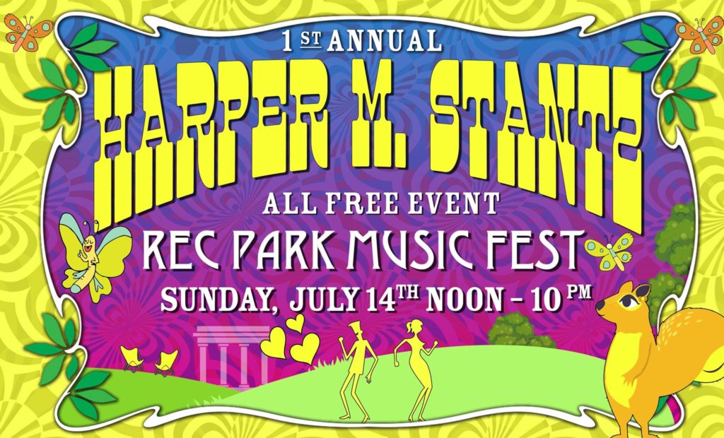 Harper M. Stantz Rec Park Music Fest