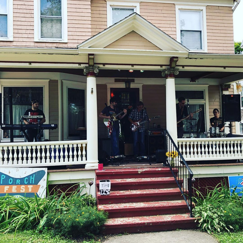 Show #43 8/25/2019 Porchfest, Binghamton, NY
