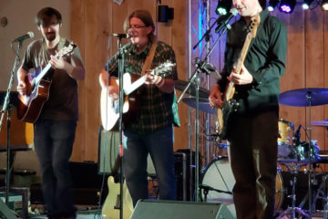Honker Acoustic Trio Opening for Donna The Buffalo - 2019-08-30