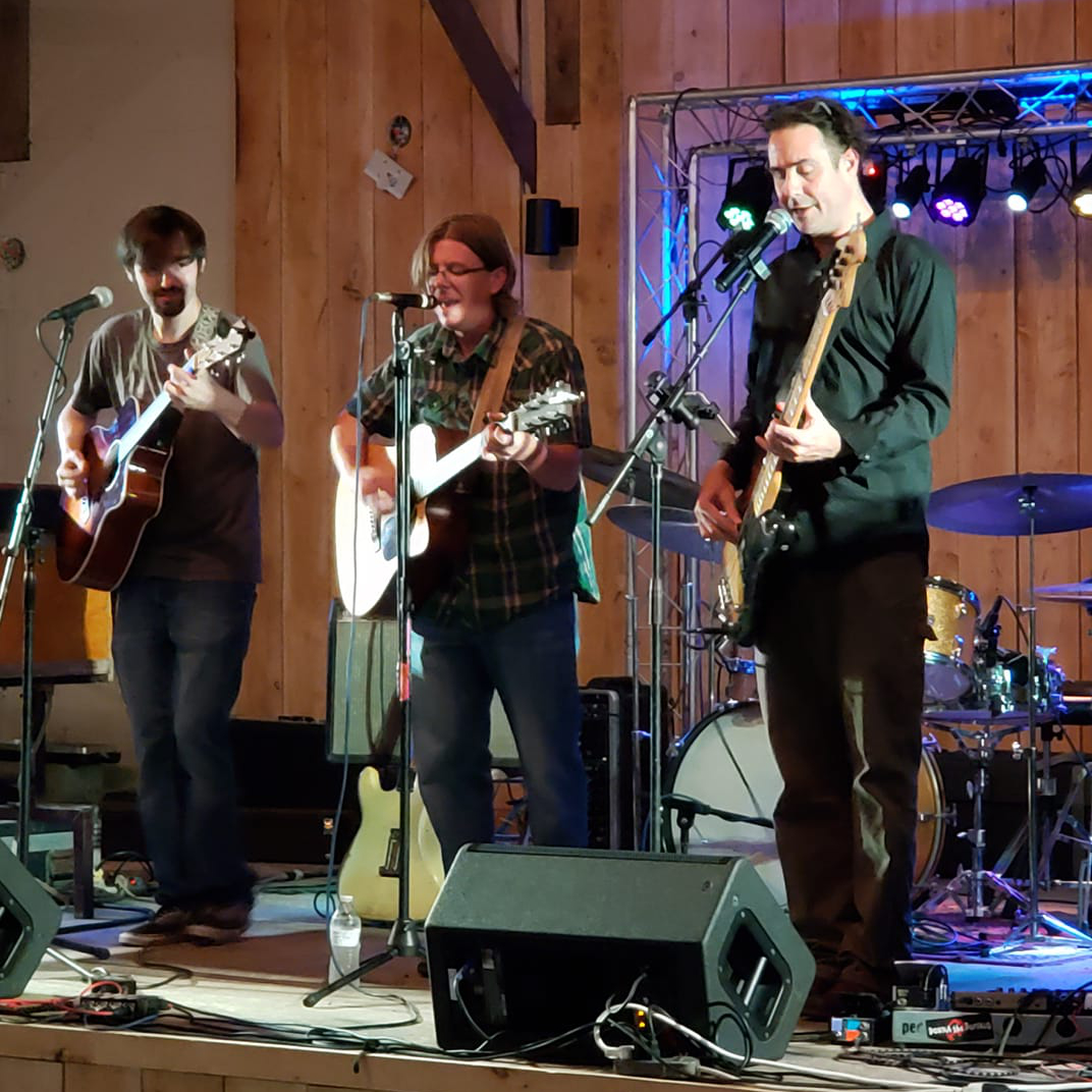 Show #44 8/30/2019 Choconut Inn, Friendsville, PA [Trio opening for Donna the Buffalo]