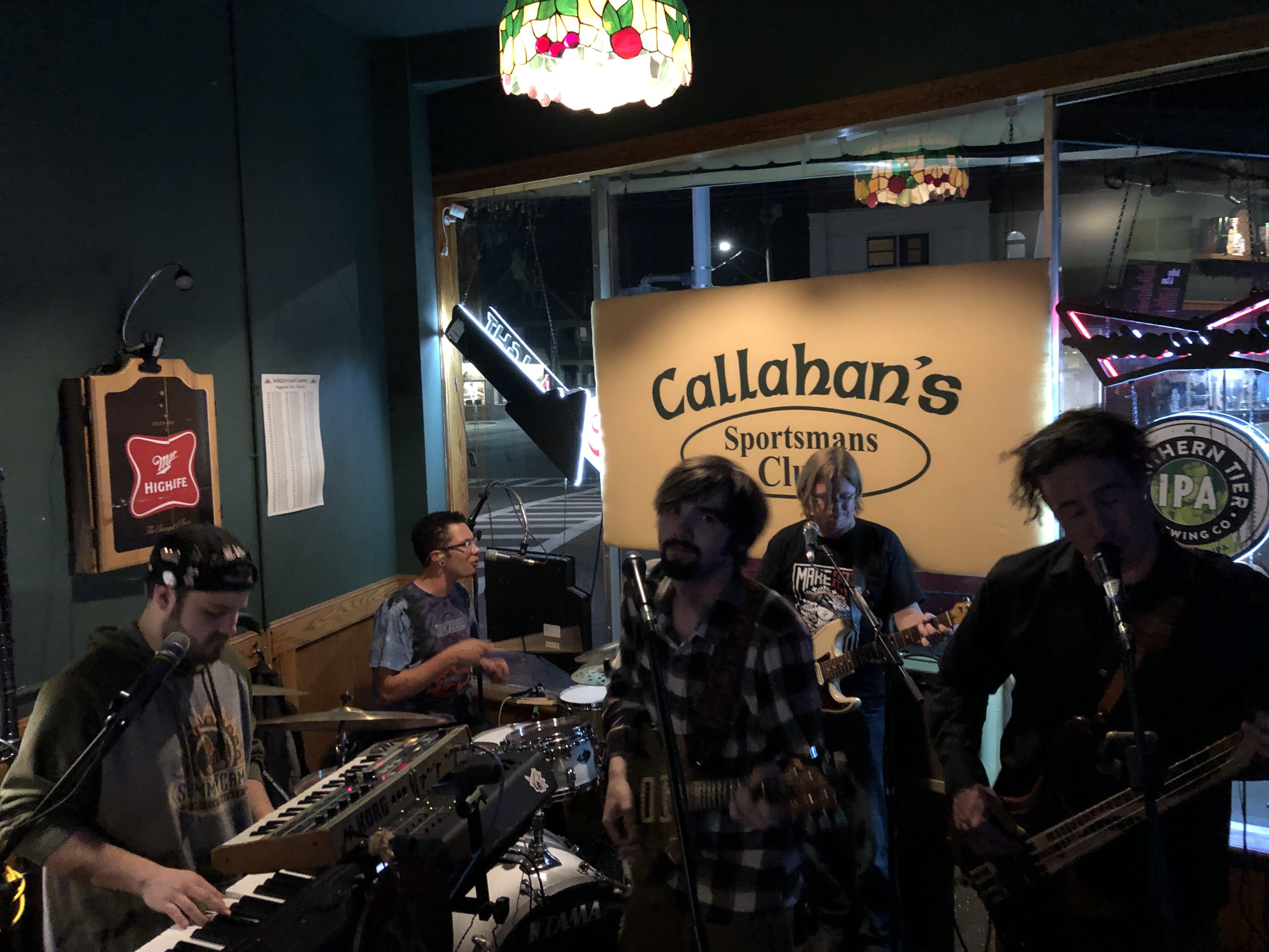 Show #48 10/12/2019 Callahan's, Binghamton, NY